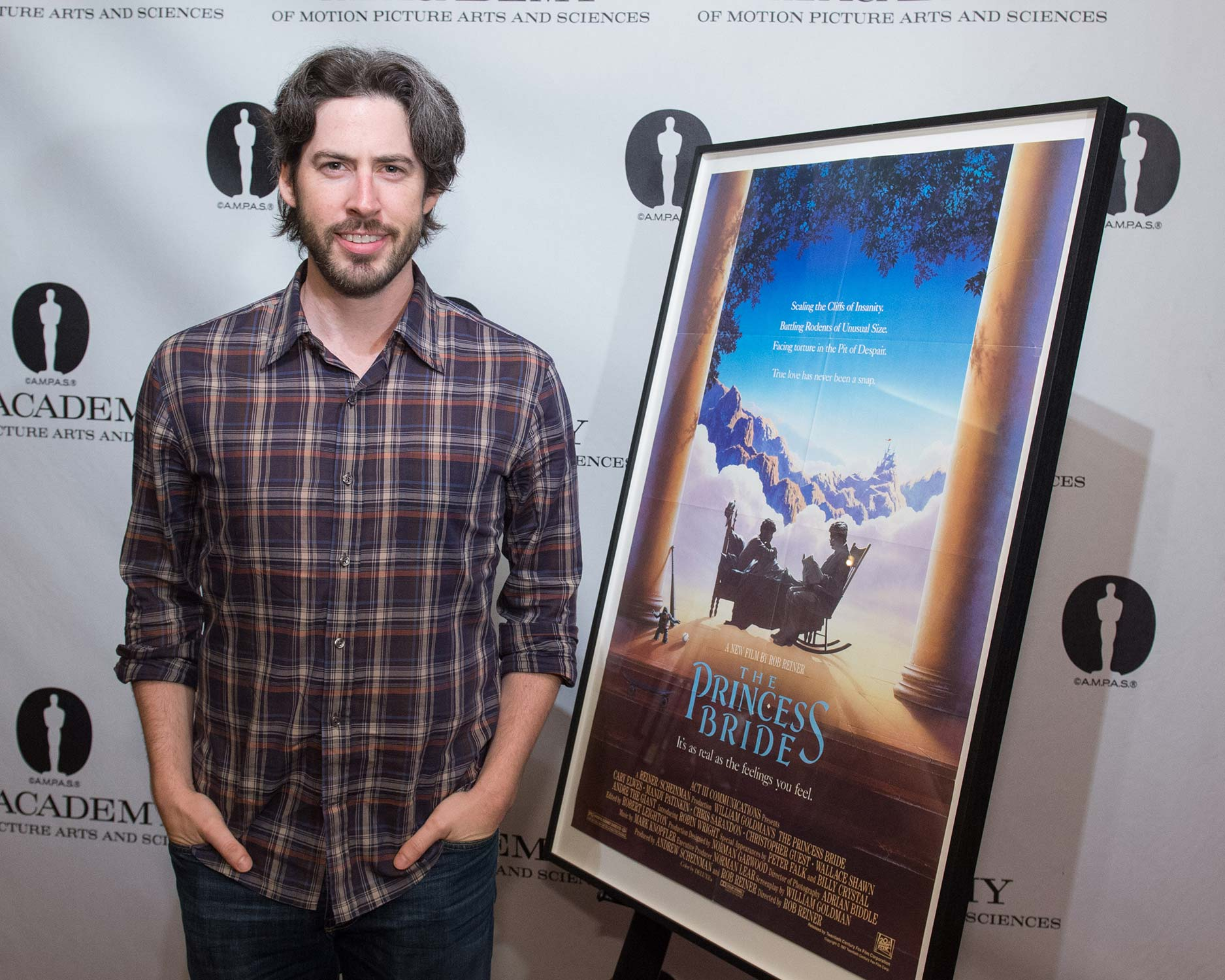 Oscar®-nominated writer/director Jason Reitman