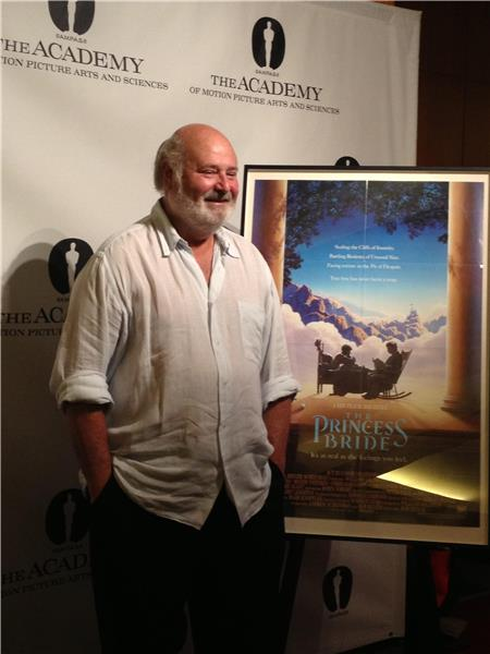 Oscar®-nominated producer/director/actor Rob Reiner