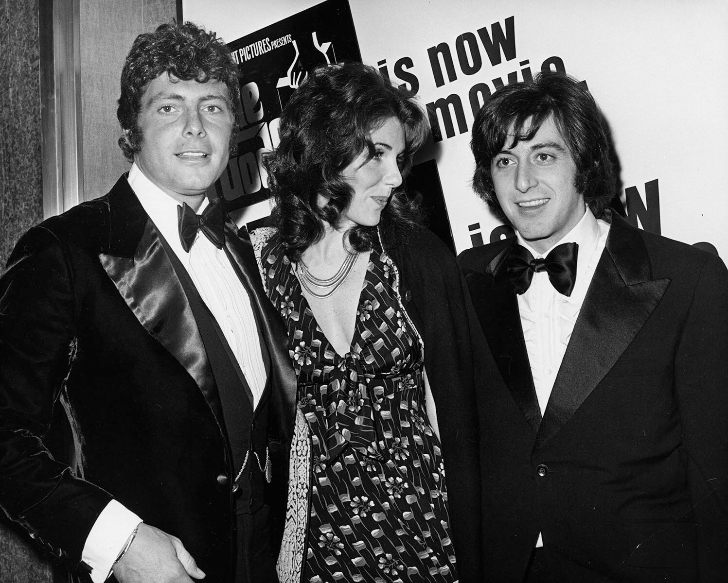 Gianni Russo, Jill Clayburgh, and Al Pacino