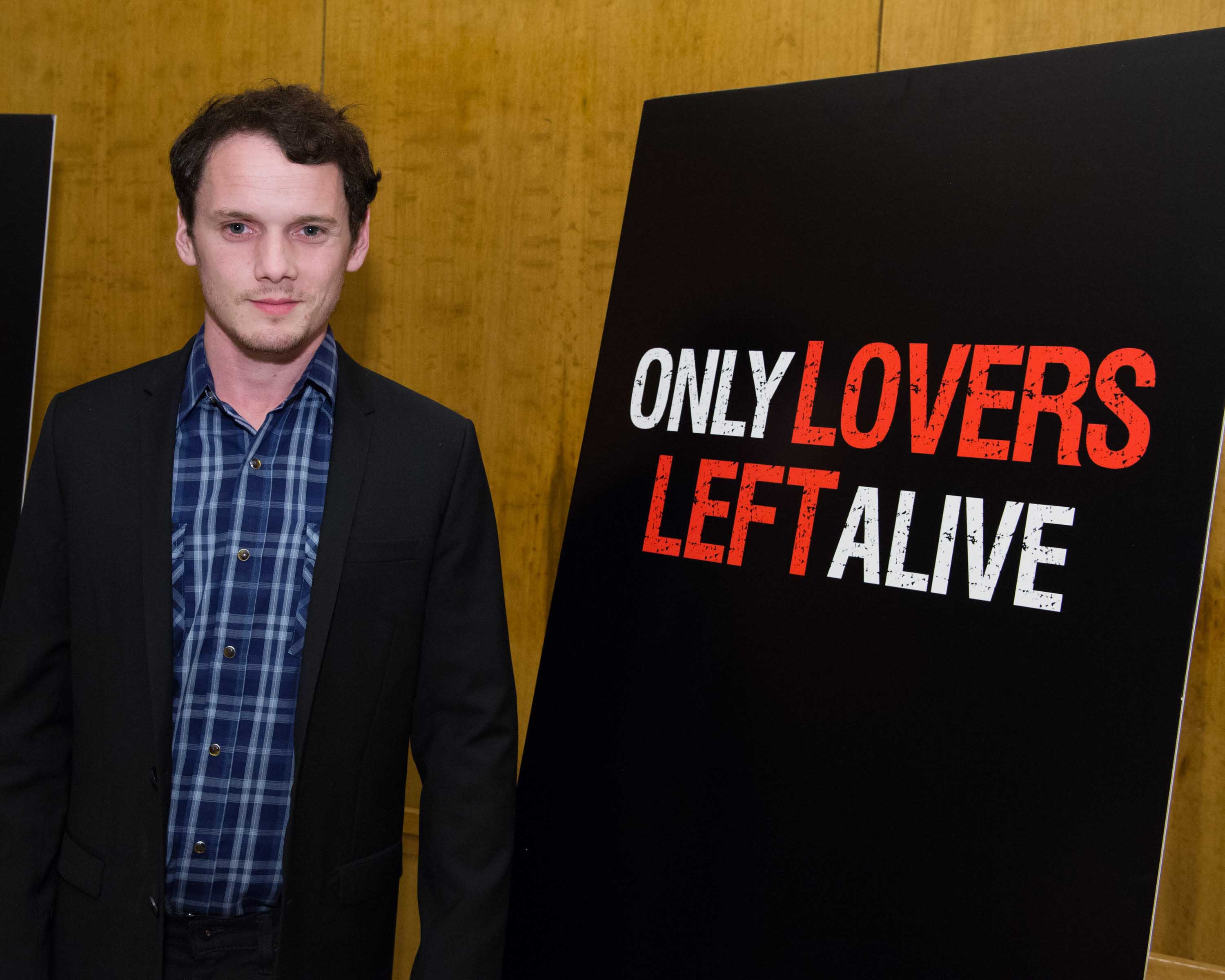 Post-screening guest: actor Anton Yelchin