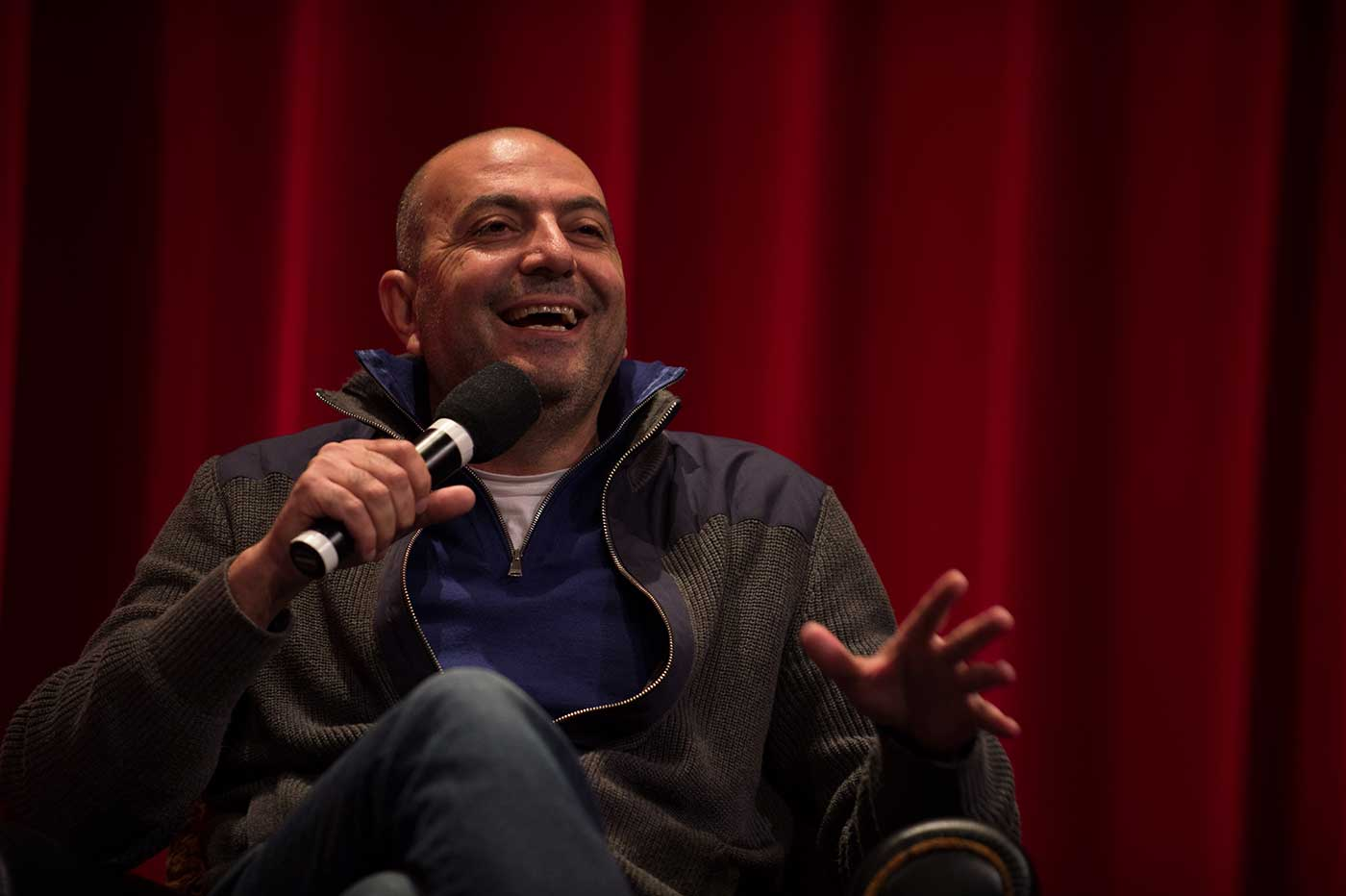 Director Hany Abu-Assad