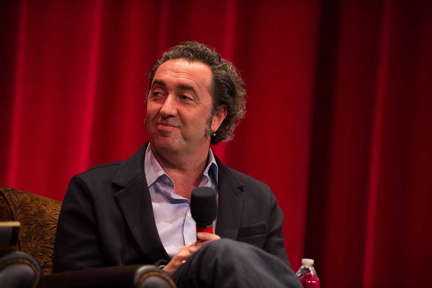 Director Paolo Sorrentino