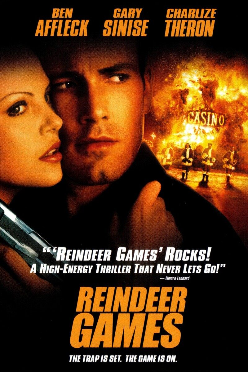 Movie Poster - Reindeer Games