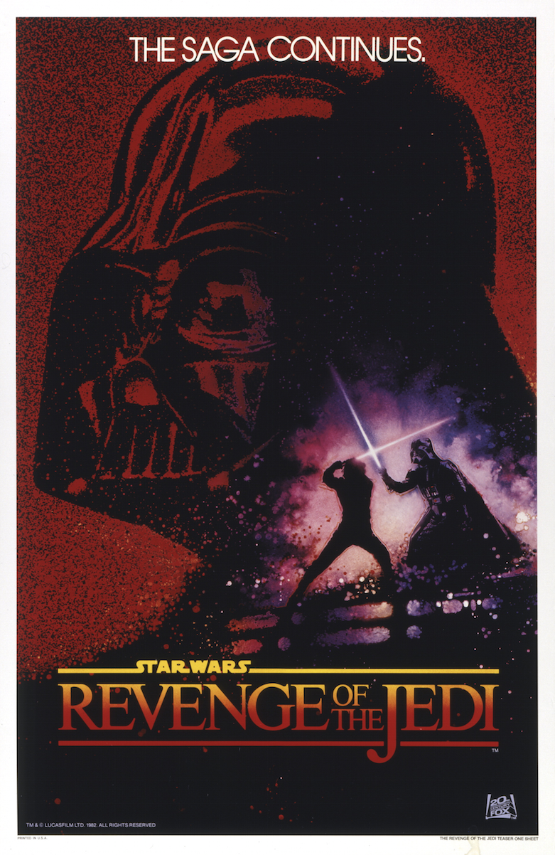 Heres A Star Wars Trailer Youve Never Seen Unless You Were In British Theater 1982