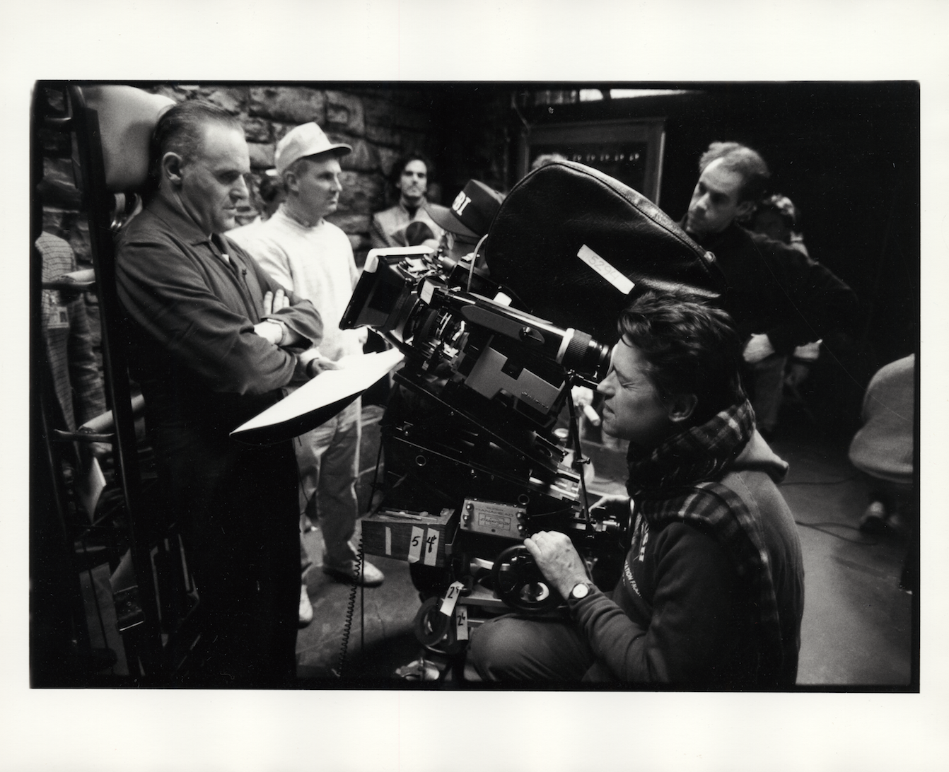 Silence of the Lambs Set Pictures