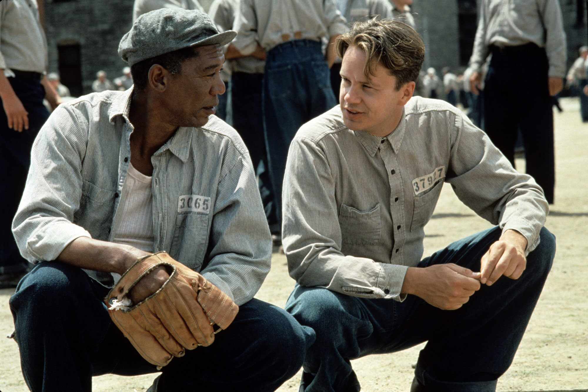 an analysis of the topic of the movie shawshank redemption by frank darabont