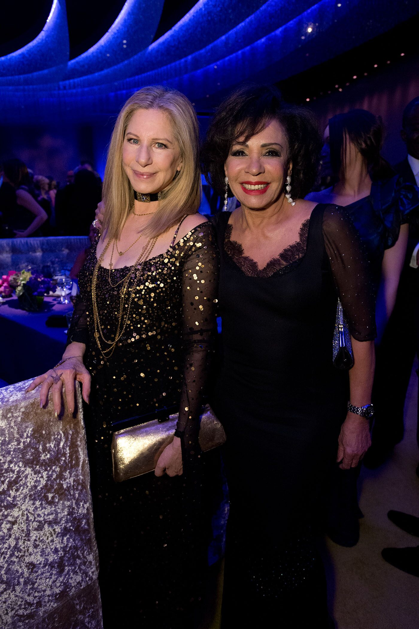 at the Board of Governors Ball, 2012 (85th) Academy Awards ceremony.
