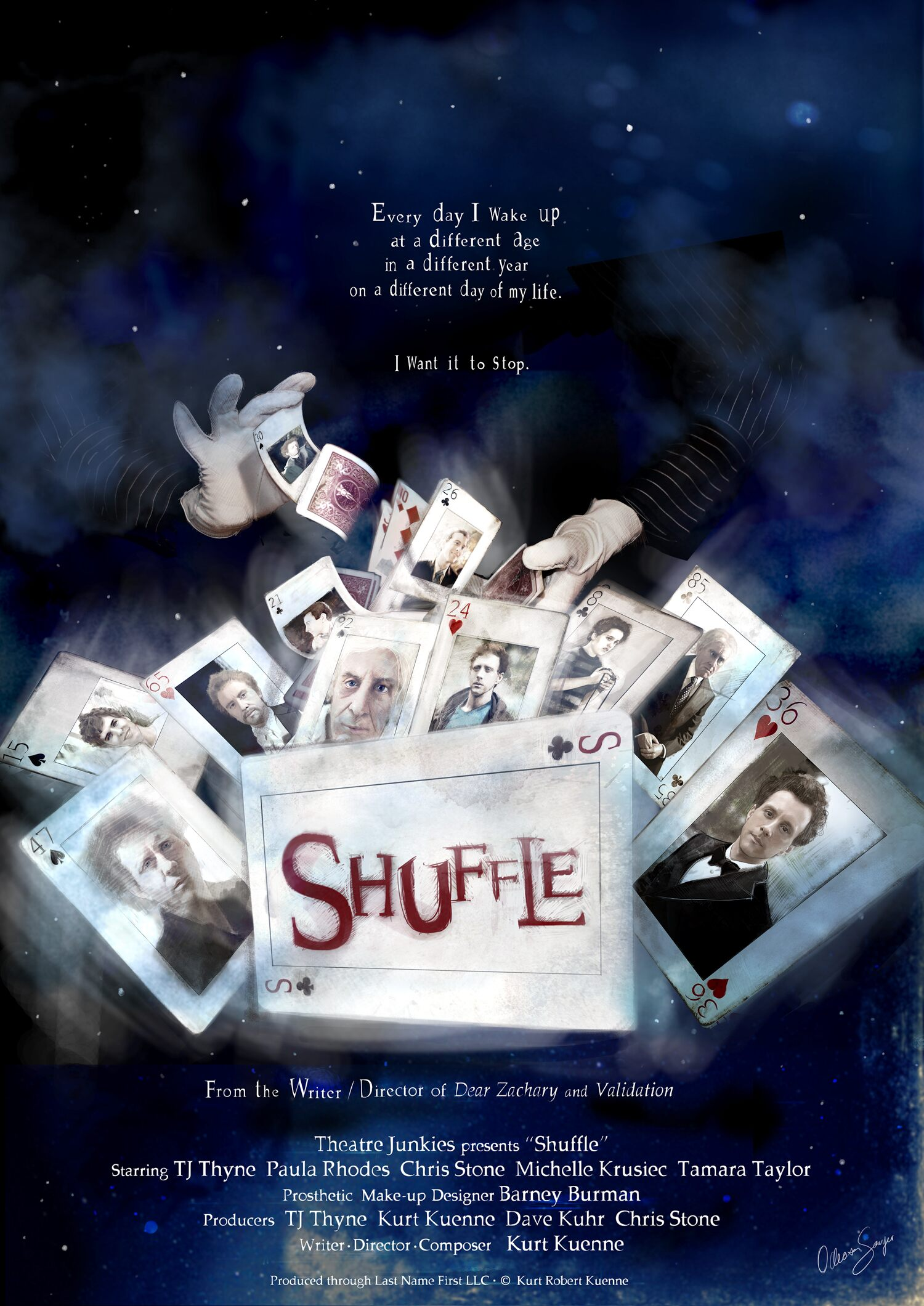 Movie Poster - Shuffle