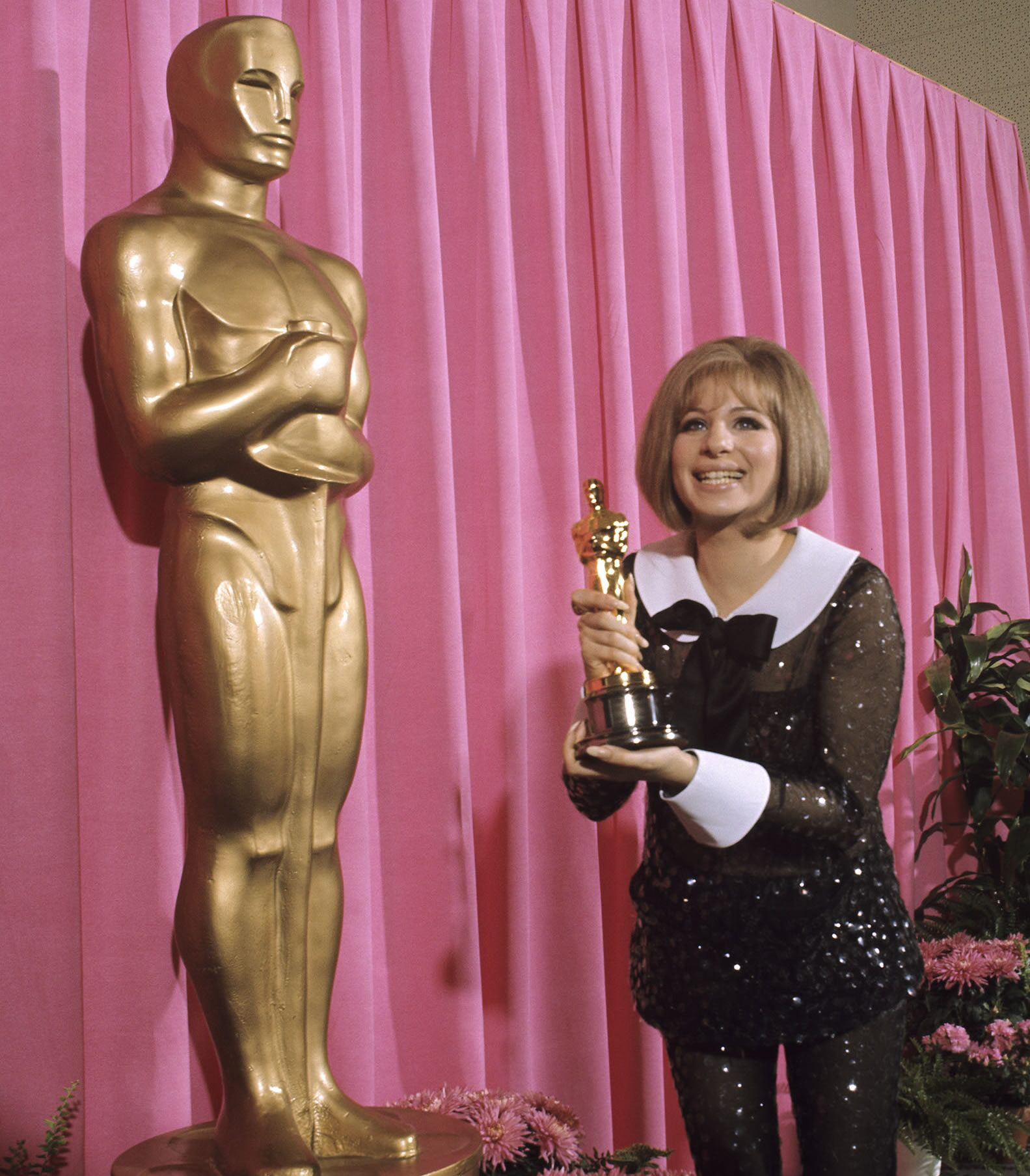 Best Actress Winner for Funny Girl