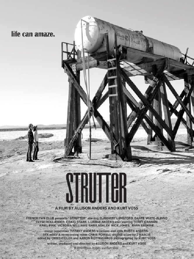 Movie Poster - Strutter