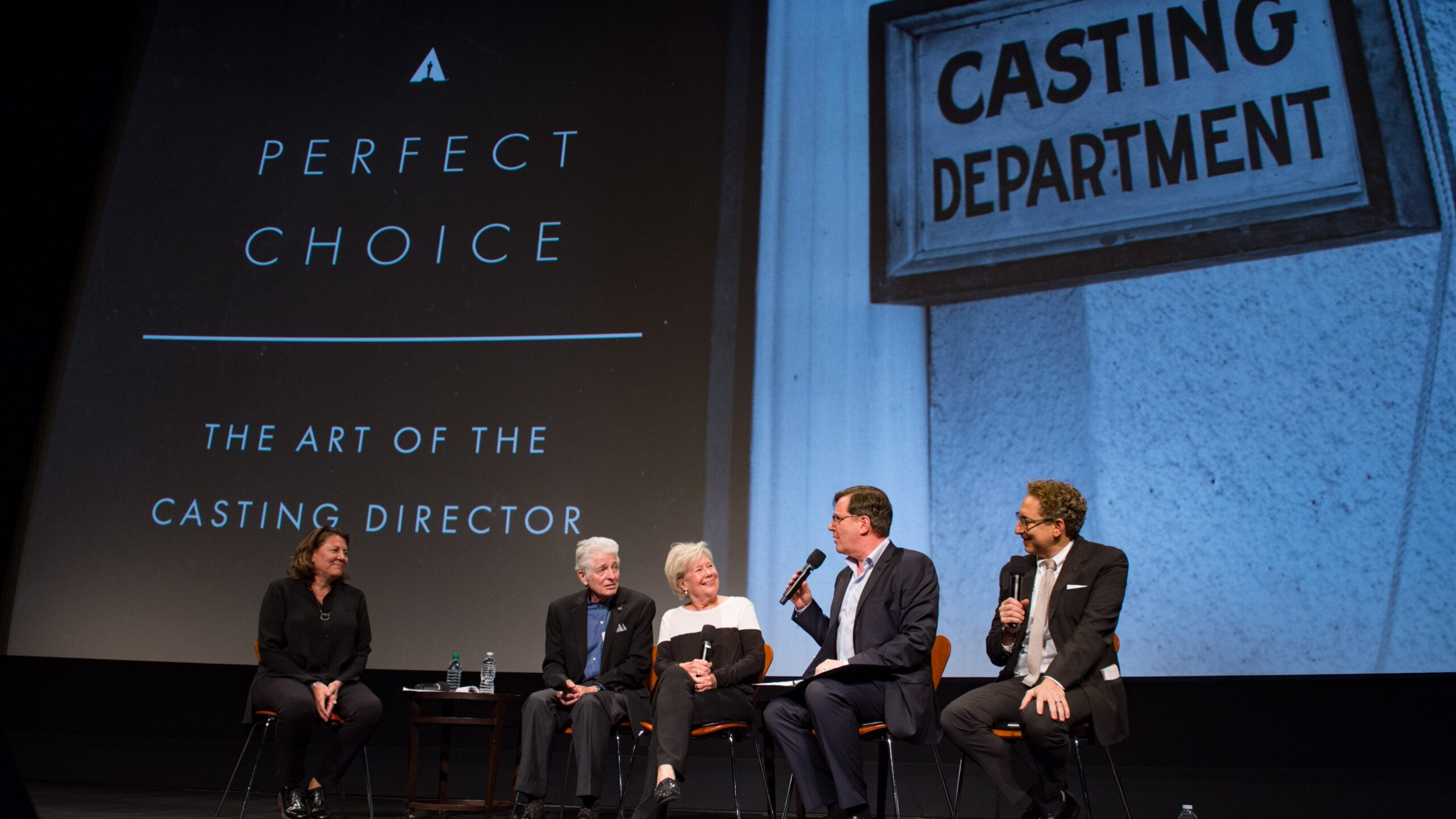 The Art of the Casting Director
