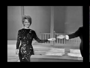 """Norman Wanstall winning the Oscar® for Sound Effects for """"Goldfinger"""""""
