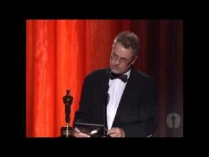 2009 Governors Awards -- Jonathan Demme Presents Oscar Statuette to Roger Corman