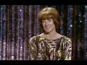"Maggie Smith winning Best Supporting Actress for ""California Suite"""