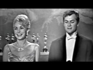 The Opening of the Academy Awards in 1961
