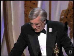"Martin Landau winning Best Supporting Actor for ""Ed Wood"""