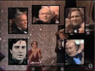 Robert De Niro Wins Supporting Actor: 1975 Oscars