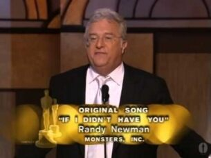 """""""If I Didn't Have You"""" from Monsters, Inc. Wins Best Song: 2003 Oscars"""