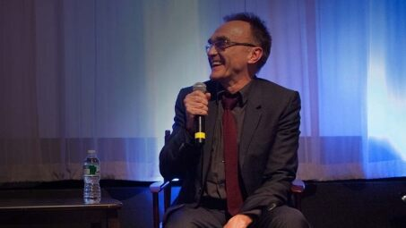 Conversation with Danny Boyle