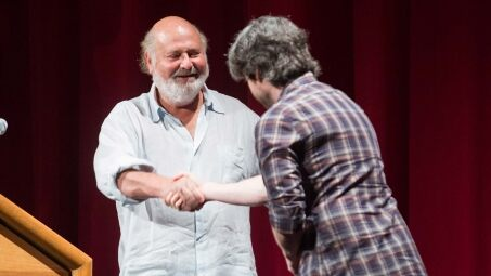 Live Commentary with Rob Reiner