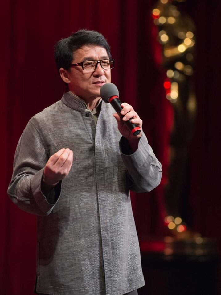 An Academy Salute to Jackie Chan