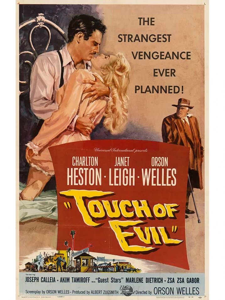 Orson Wells - Touch of Evil