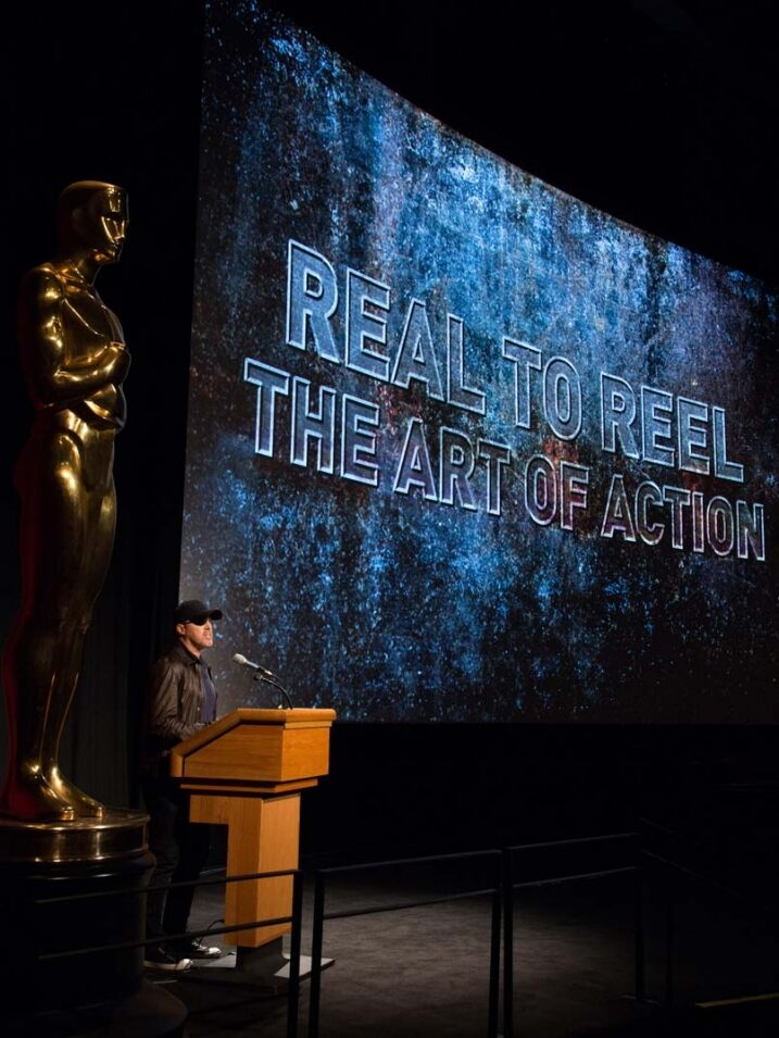 Real to Reel: The Art of Action