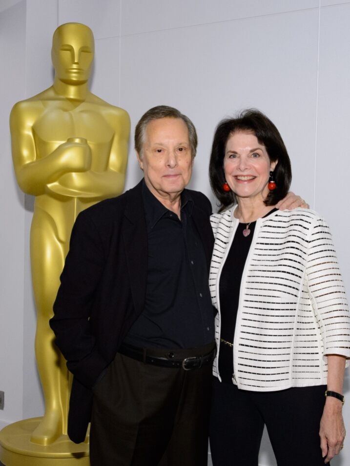 Director William Friedkin and producer Sherry Lansing