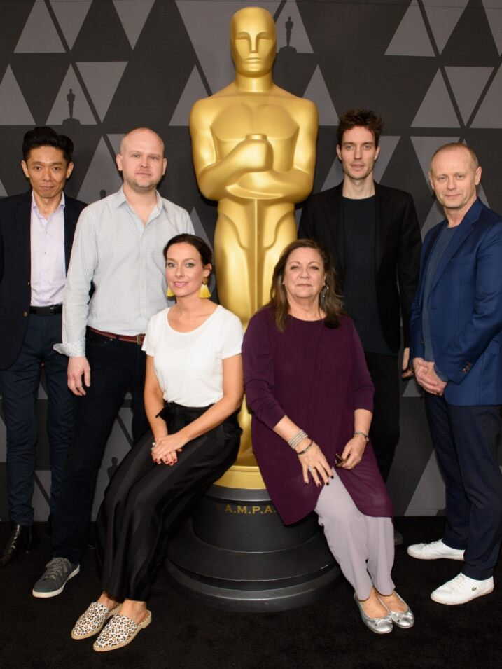 Oscar Week: Makeup and Hairstyling Symposium