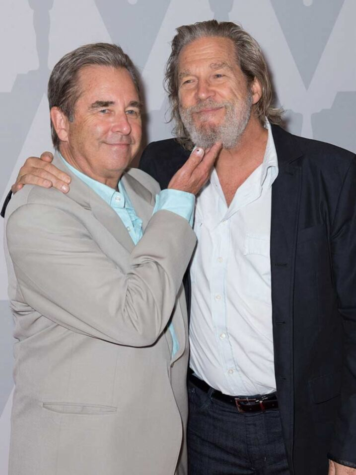 Beau and Jeff Bridges:...