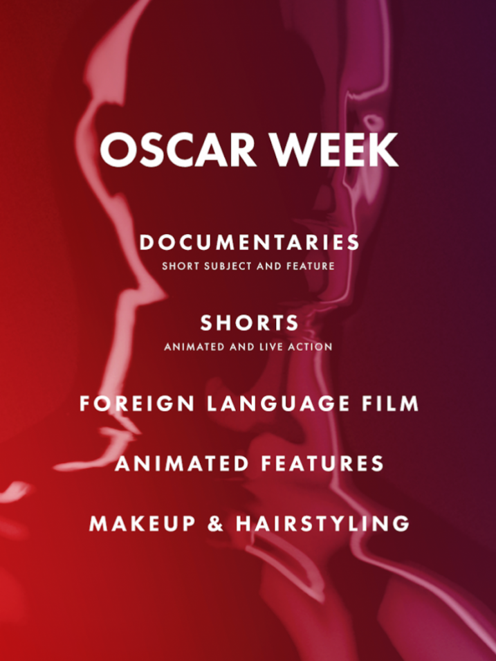 Oscar Week Events