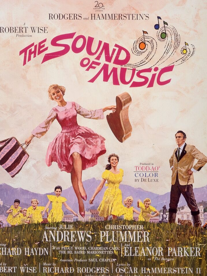 Academy Celebrates the Sound of Music