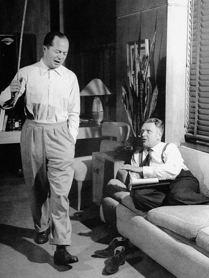 William Bracket Billy Wilder