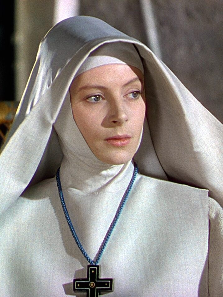 Black Narcissus at the Egyptian