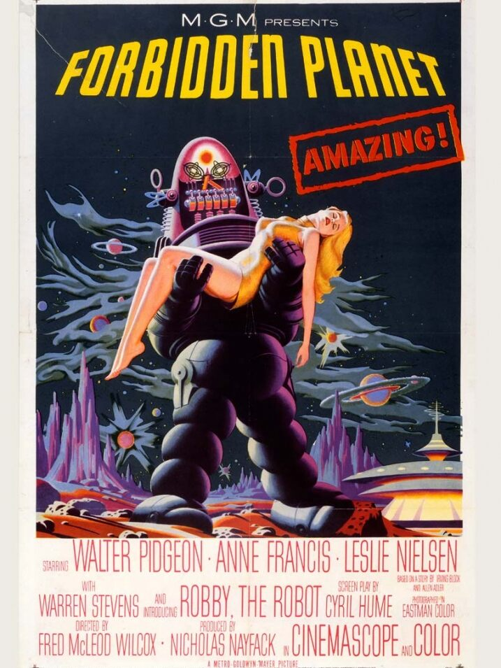 "Making ""Forbidden Planet"" Primary Image"