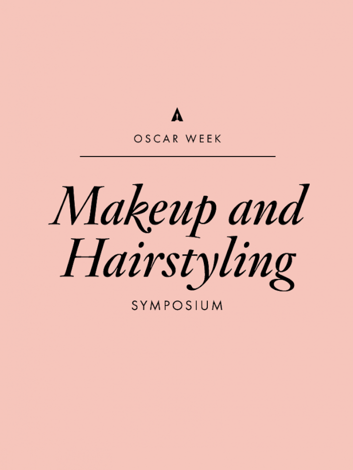 Oscar Week Makeup and Hairstyling
