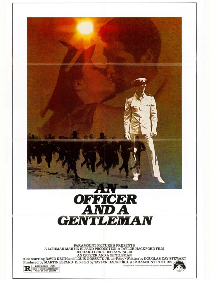 An Officer and a Gentleman NY