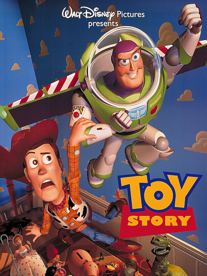 """Toy Story"": Animation Game-Changer"