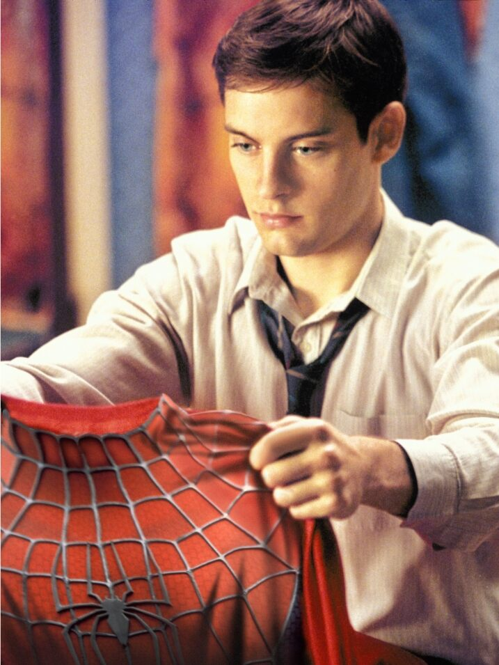 Spiderman, Toby Maguire