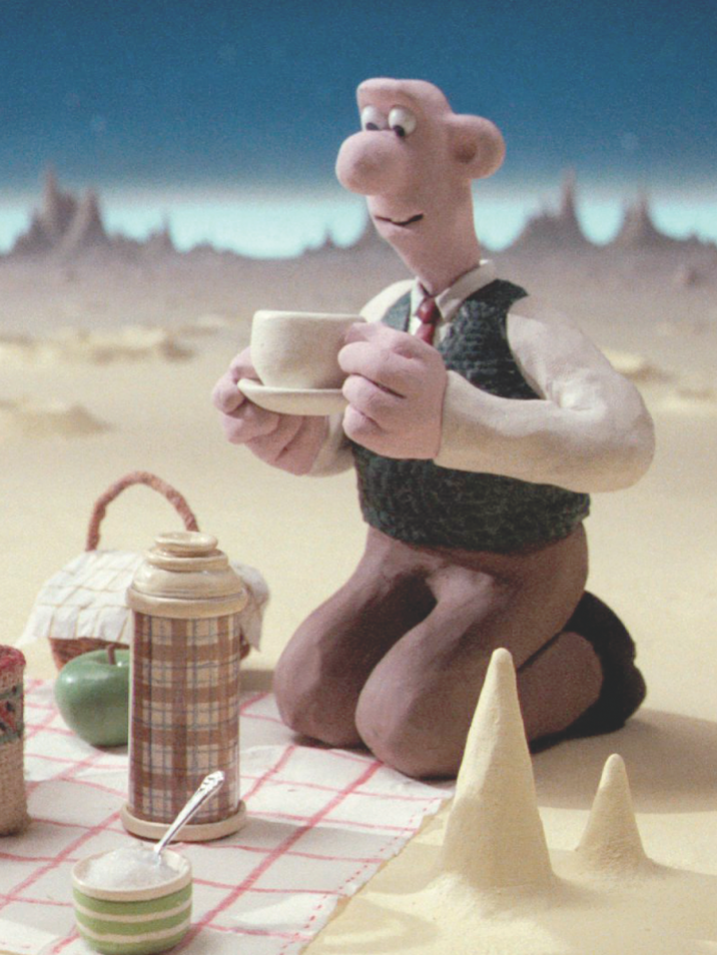 Wallace and Gromit Day Out
