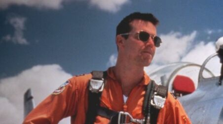 Hollywood Takes to the Air: The Right Stuff