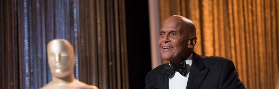 Jean Hersholt Humanitarian Award recipient Harry Belafonte
