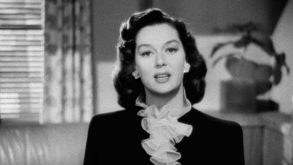 rosalind russell s victory bonds message oscars org academy of