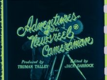 AFA Collection - 20th Century Fox Movietone Newsreels and Shorts Series Collection