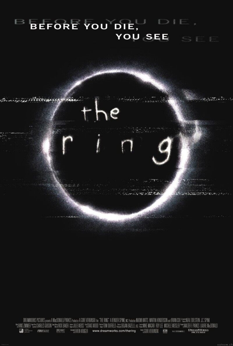 Movie Poster - The Ring