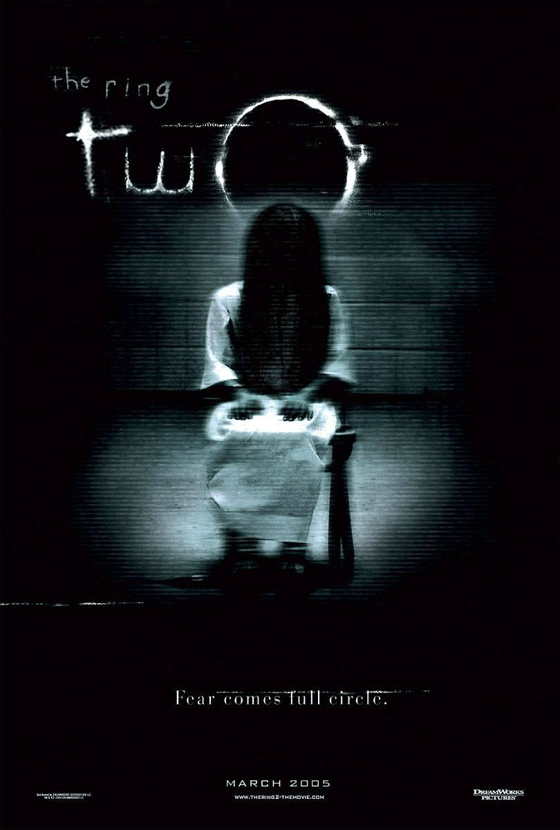 Movie Poster - The Ring 2