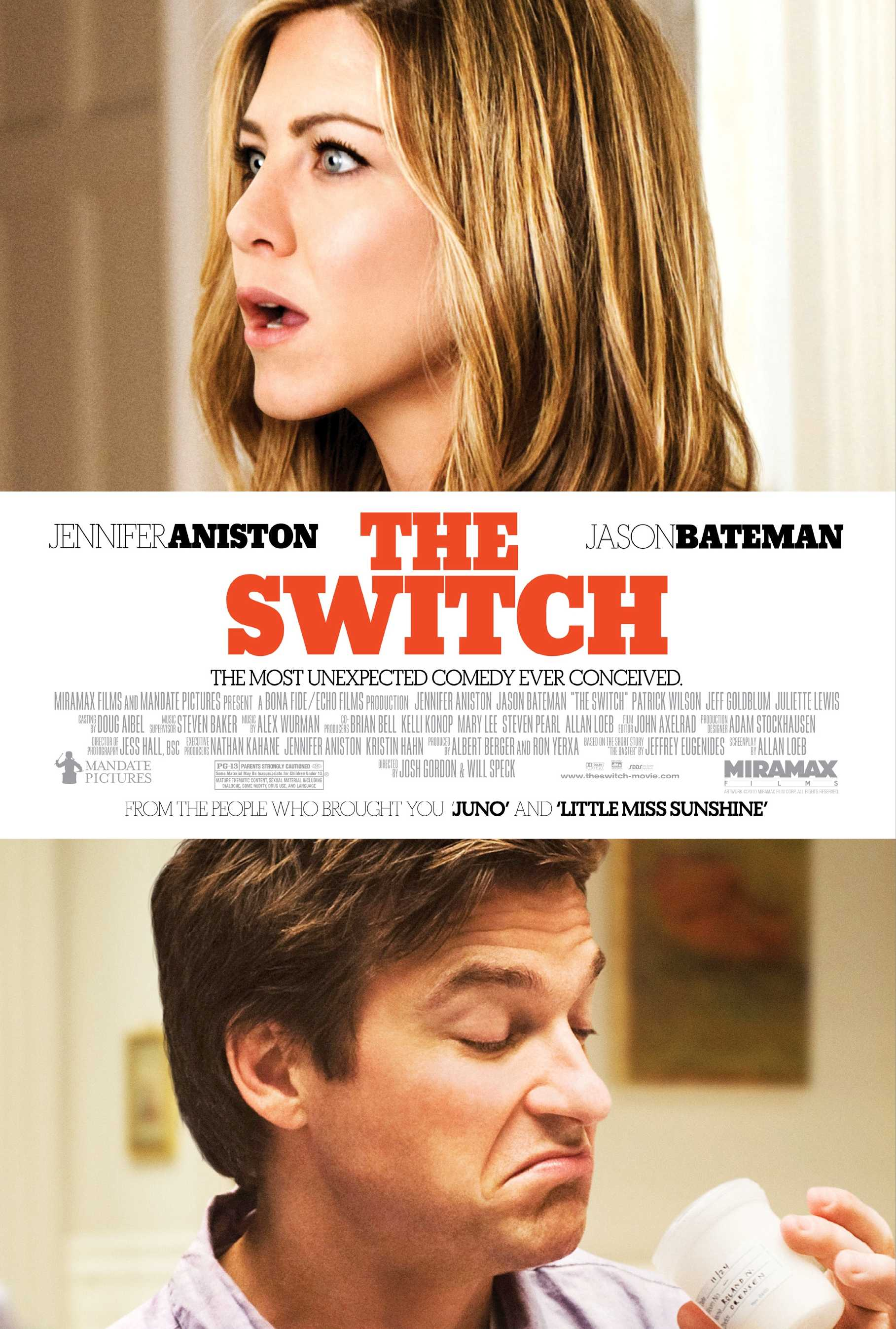 Movie Poster - The Switch
